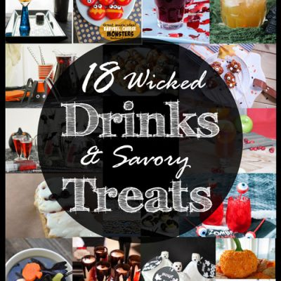 18 Wicked Drinks and Savory Treats