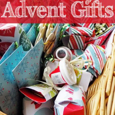 Create Memories with Your Advent Gifts