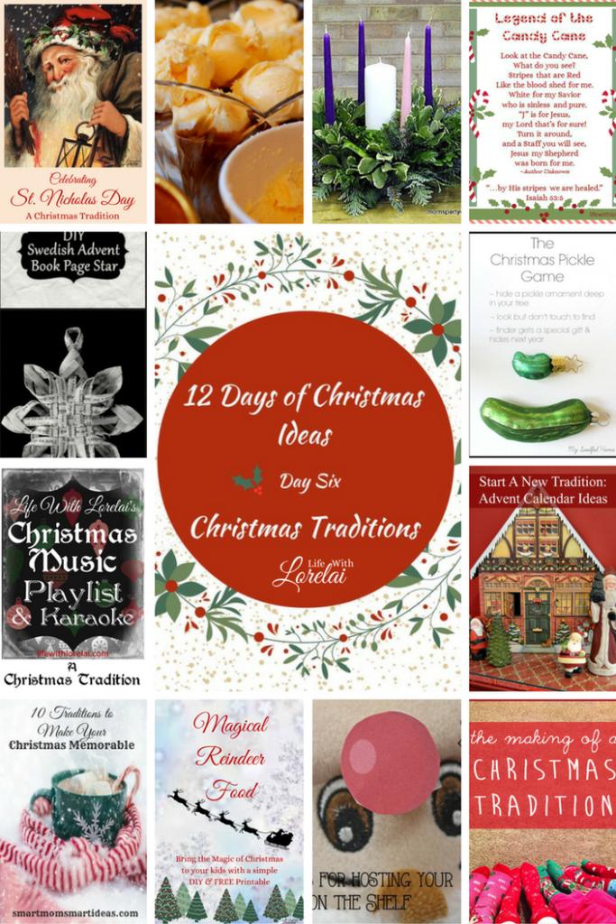 12 Christmas Traditions