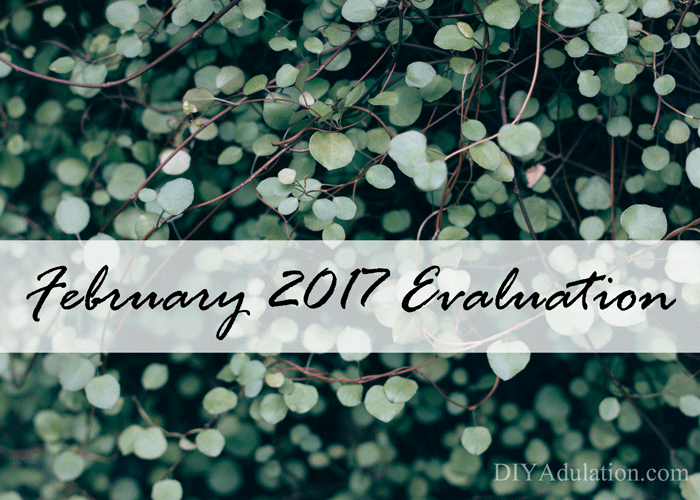 It is time to rock your goals again! Take a look at what worked for me last month and how I plan to achieve my March 2017 goals!