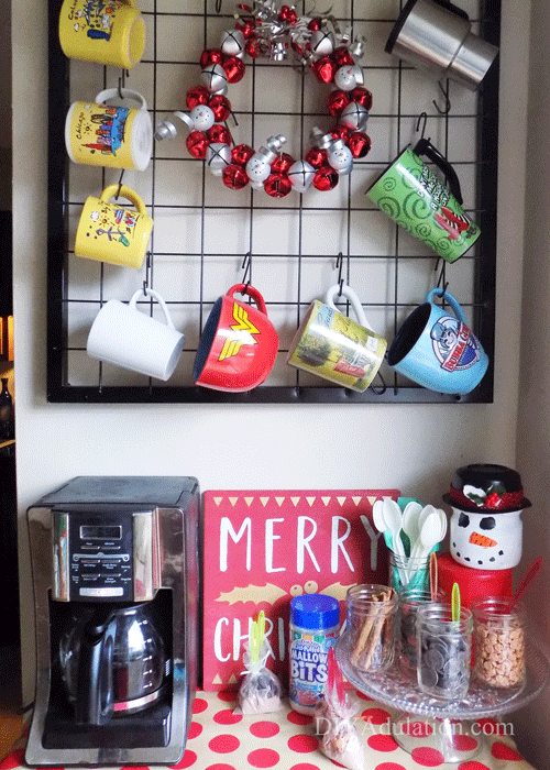 Sipping on hot cocoa is a quintessential holiday tradition. Here are some easy tips for how to set up a hot cocoa bar for your next party.