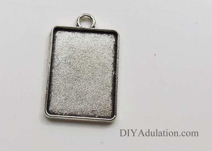 DIY credit card keychains
