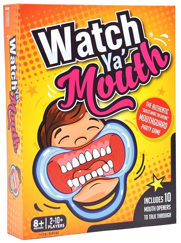 Watch Ya' Mouth Game Box