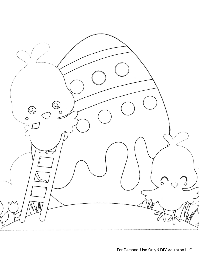 Snoopy and Woodstock PDF Printable Coloring Page - Peanuts ... | 1056x816