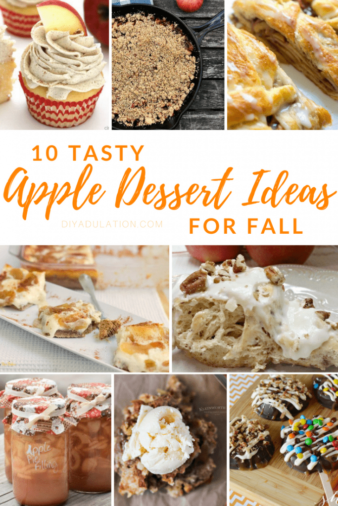 10 Tasty Apple Dessert Ideas for Fall