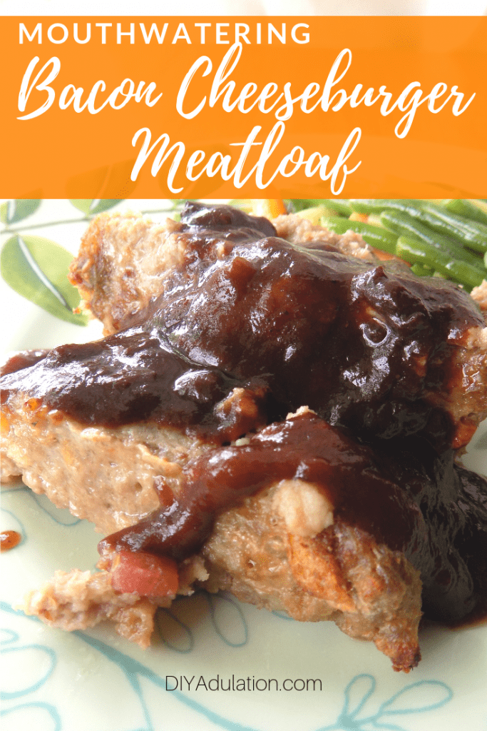 Mouthwatering Bacon Cheeseburger Meatloaf Freezer Meal Recipe