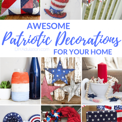 Awesome Patriotic Decorations for Your Home