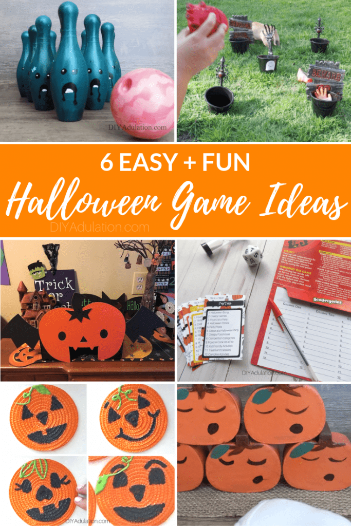 6 Easy and Fun Halloween Game Ideas