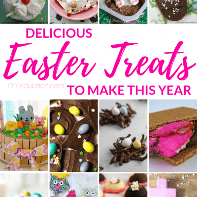 Delicious Easter Treats to Make this Year