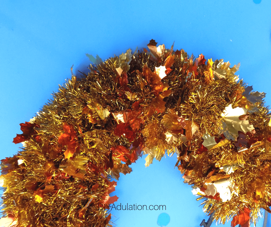 Fall Garland Wreath