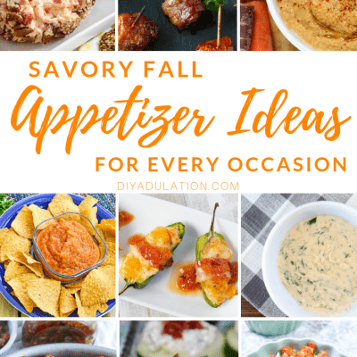 Savory Fall Appetizer Ideas for Every Occasion