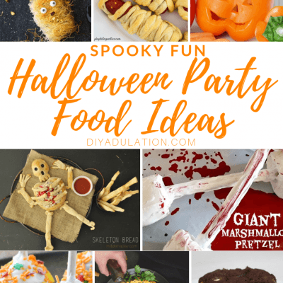Spooky Fun Halloween Party Food Ideas