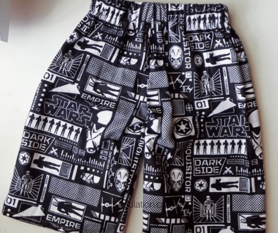 Star Wars Sleep Shorts
