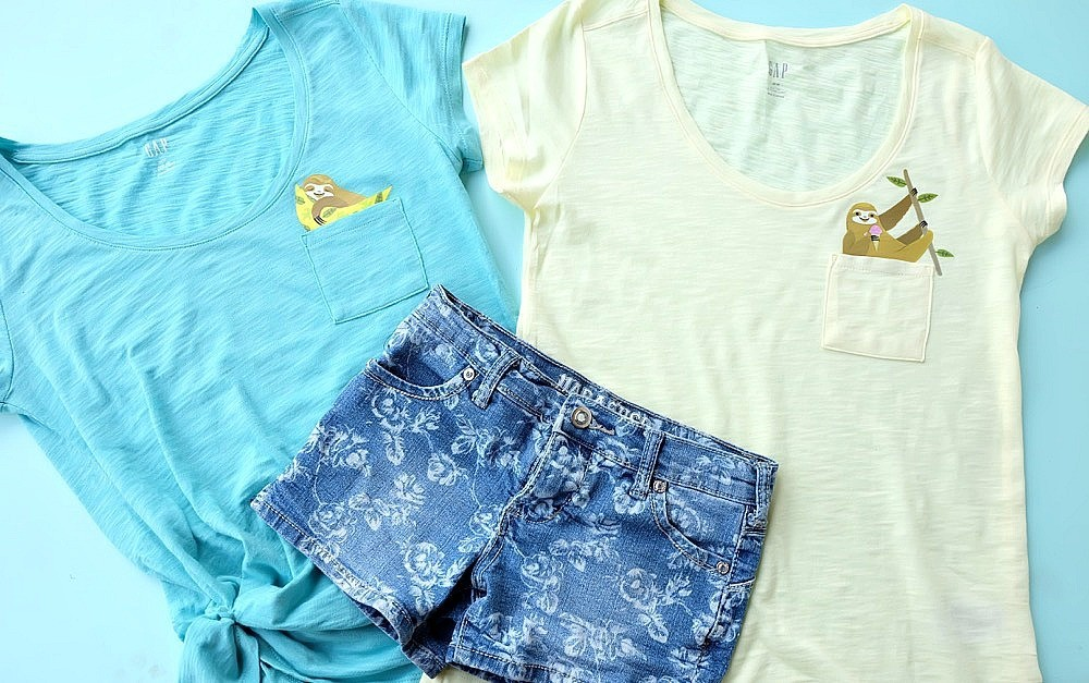 Kids shirts and shorts