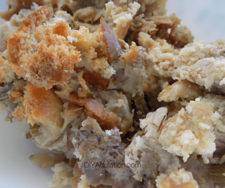 Easy Homemade Stuffing Recipe