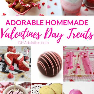 Adorable Homemade Valentines Day Treats