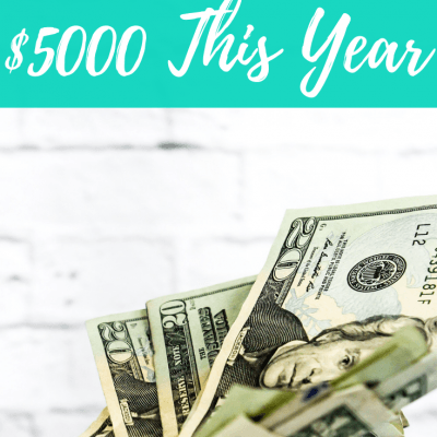 How to Save $5000 This Year