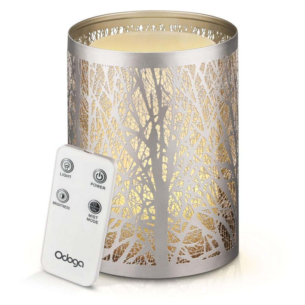Metal Tree Essential Oil Diffuser