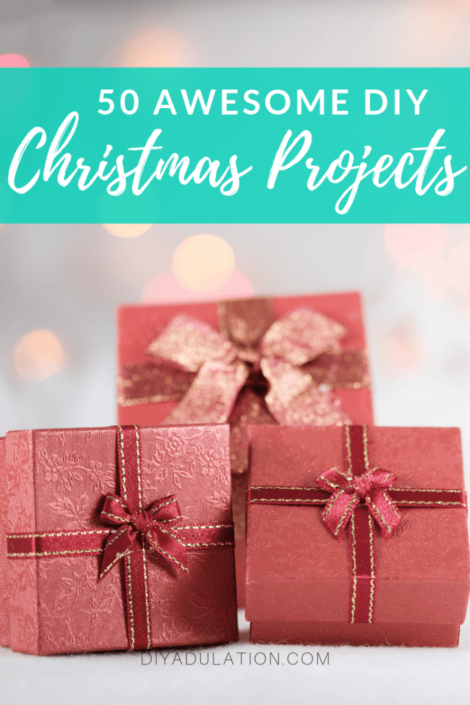 50 Awesome DIY Christmas Ideas
