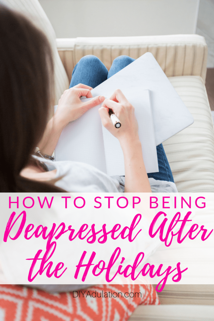 How to Stop Being Depressed After the Holidays