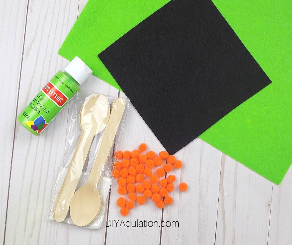 Leprechaun Craft Materials - DIY Adulation