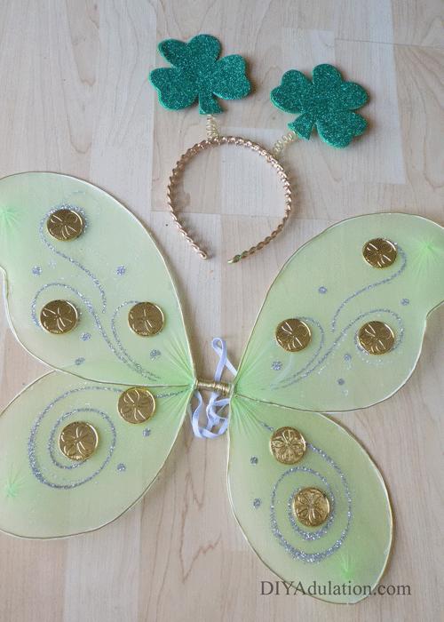 Shamrock Fairy Accessories
